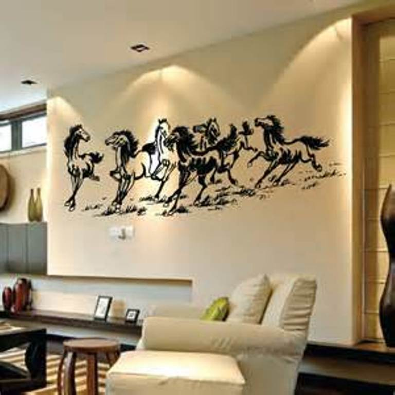 Vinyl Horse Wall Decals