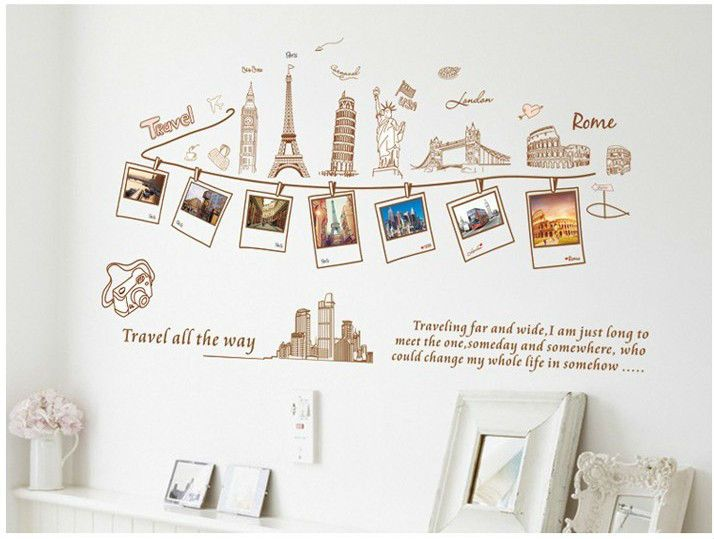 Vinyl Wall Decals For Bathroom
