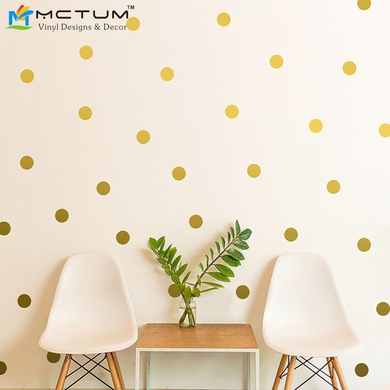 Vinyl Wall Decals Polka Dots