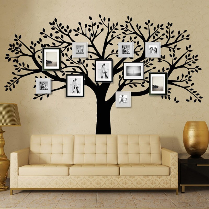 Vinyl Wall Decals Tree