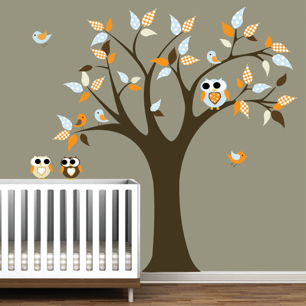 Vinyl Wall Decals Trees