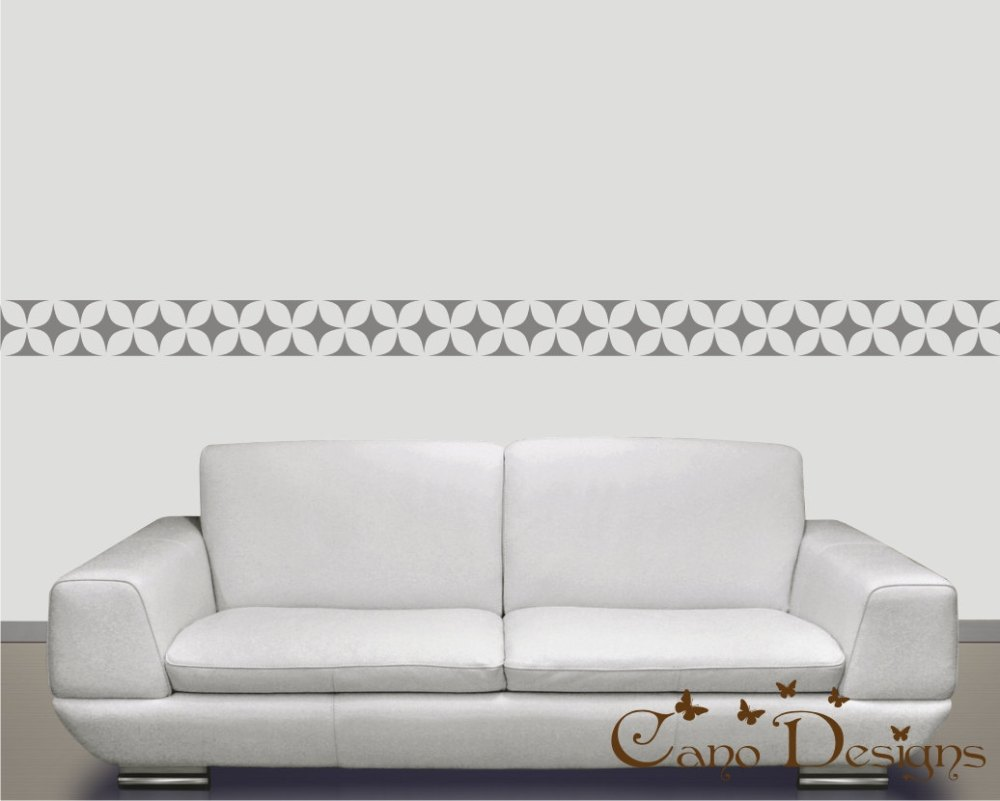Wall Border Decals