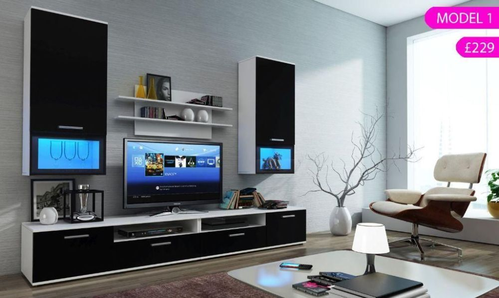 Wall Cabinet Tv Stand