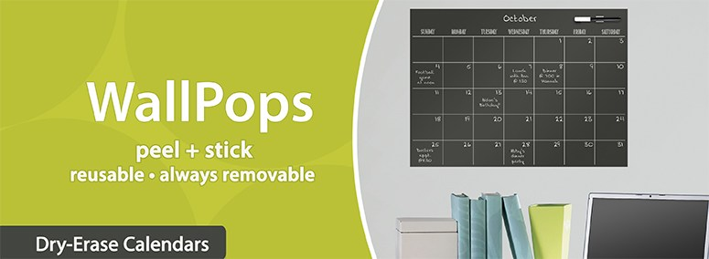 Wall Calendar Decal