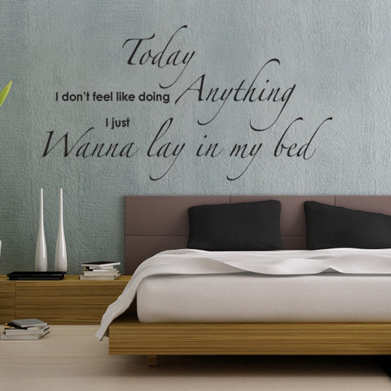 Wall Decal Bedroom