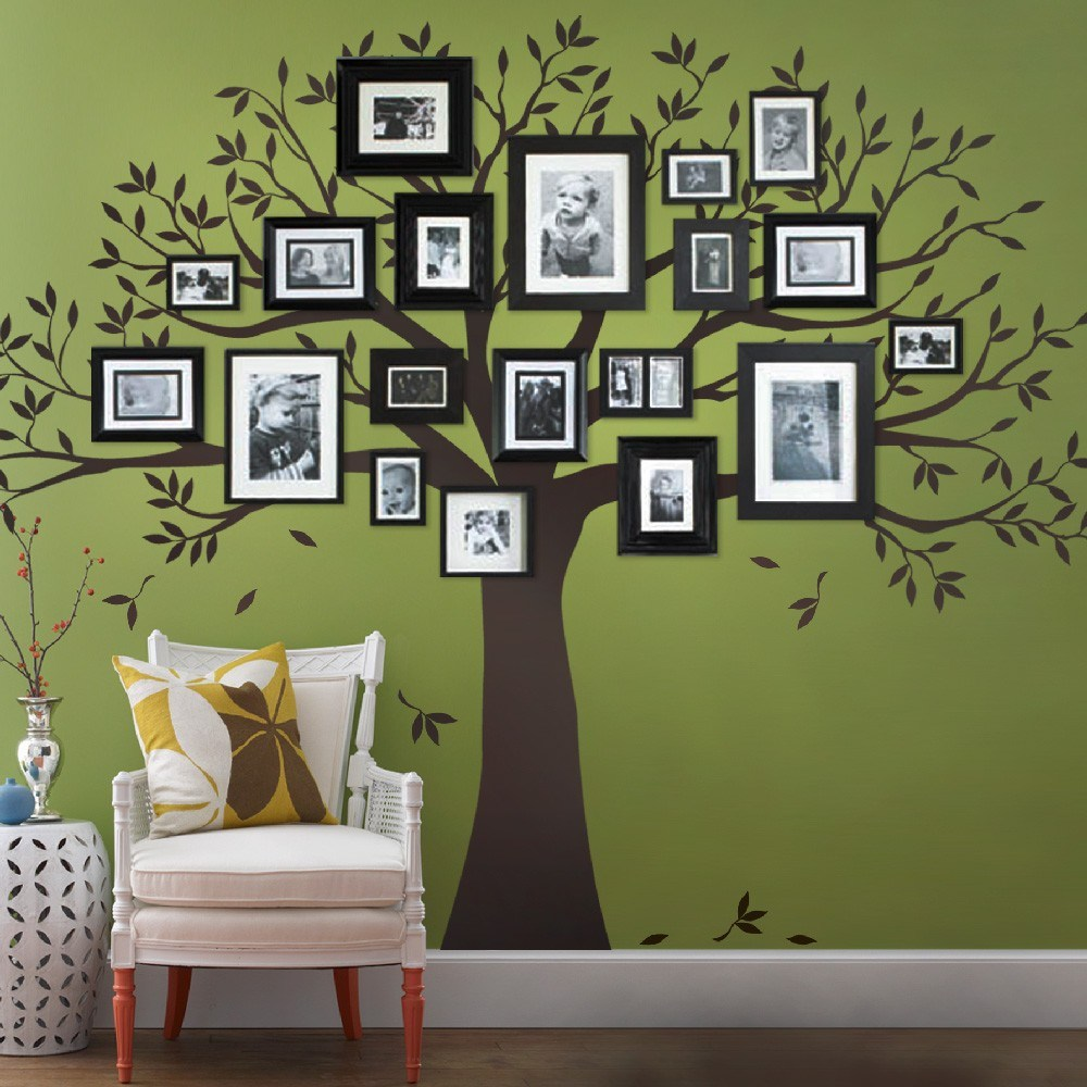 Wall Decal Family Tree