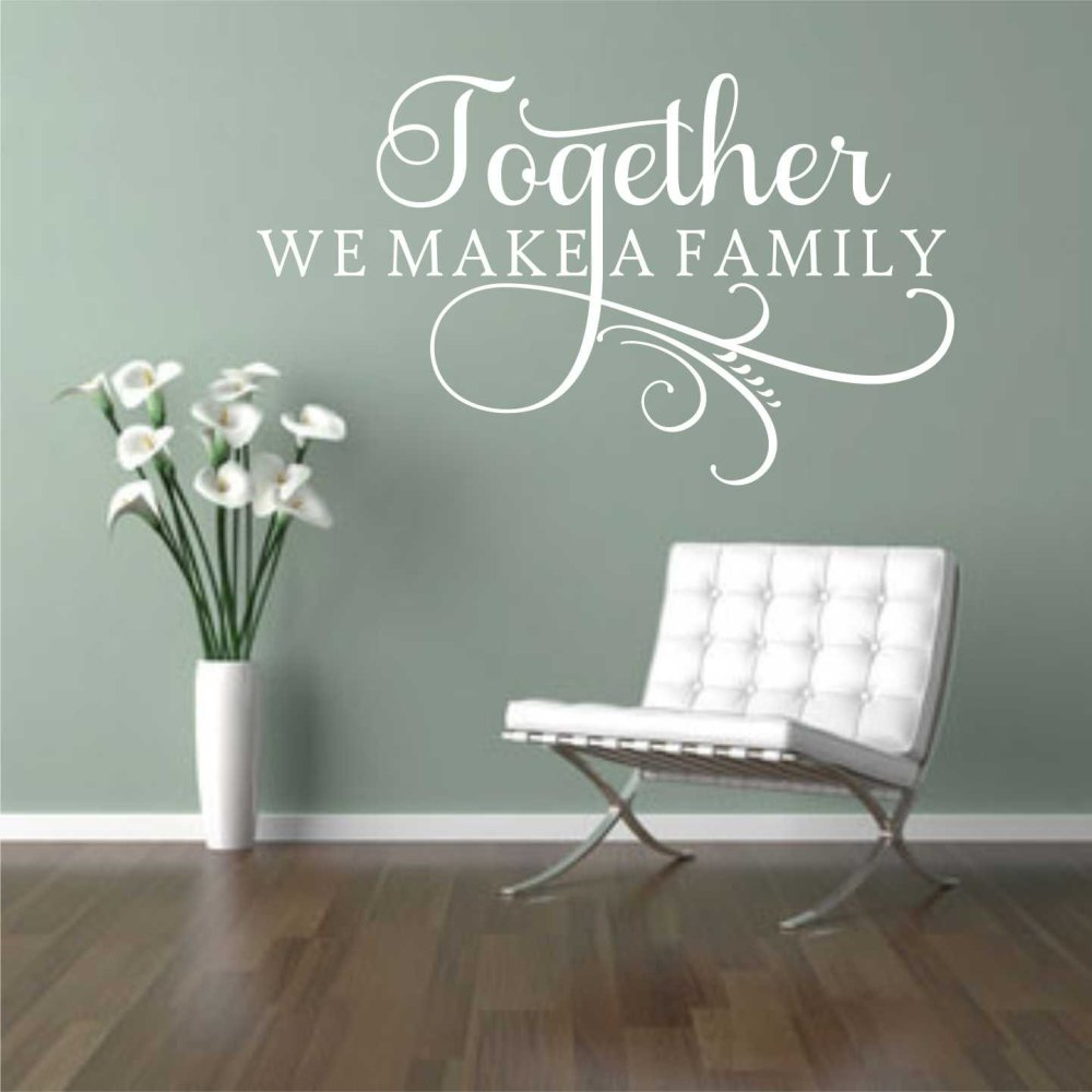 Wall Decal Family