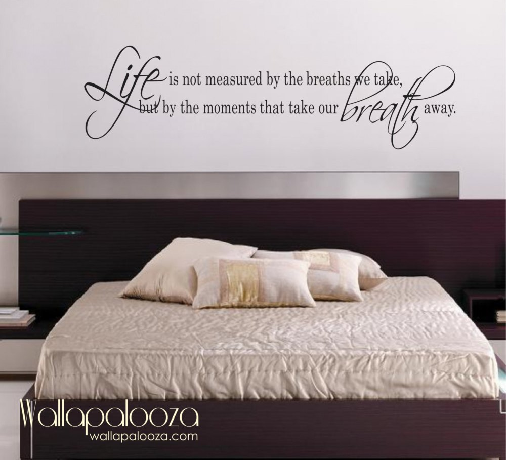 Wall Decal Ideas For Bedroom