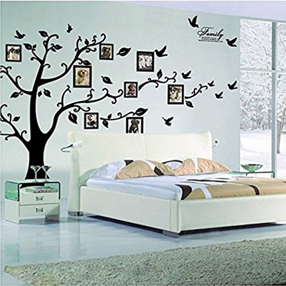 Wall Decal Photo Frames