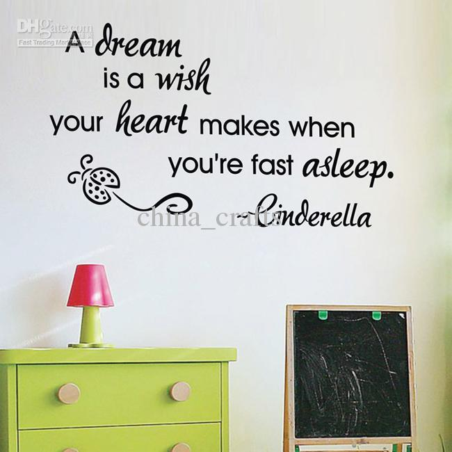 Wall Decal Stickers Quotes