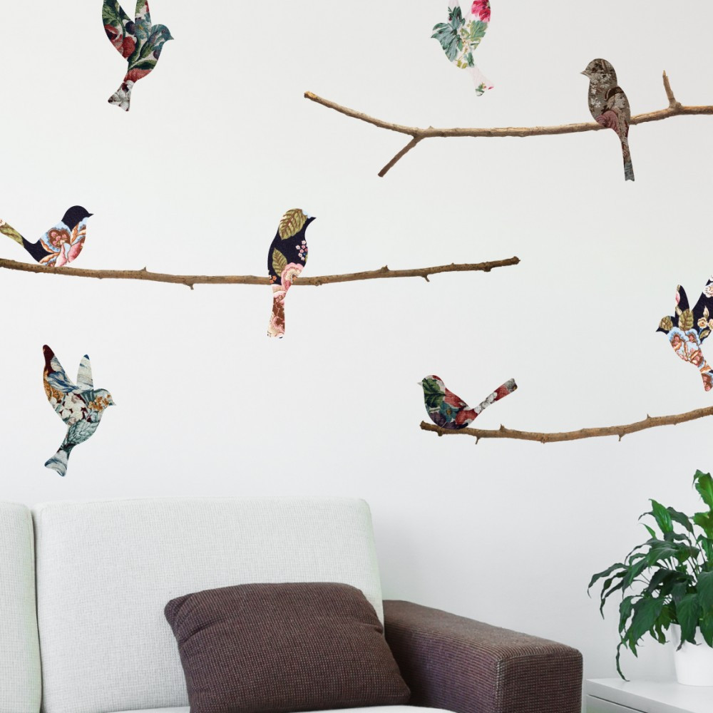 Wall Decals Birds