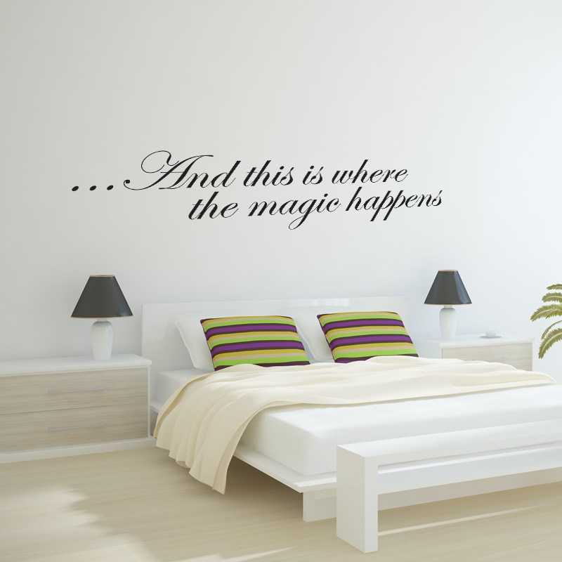 Wall Decals Design Ideas