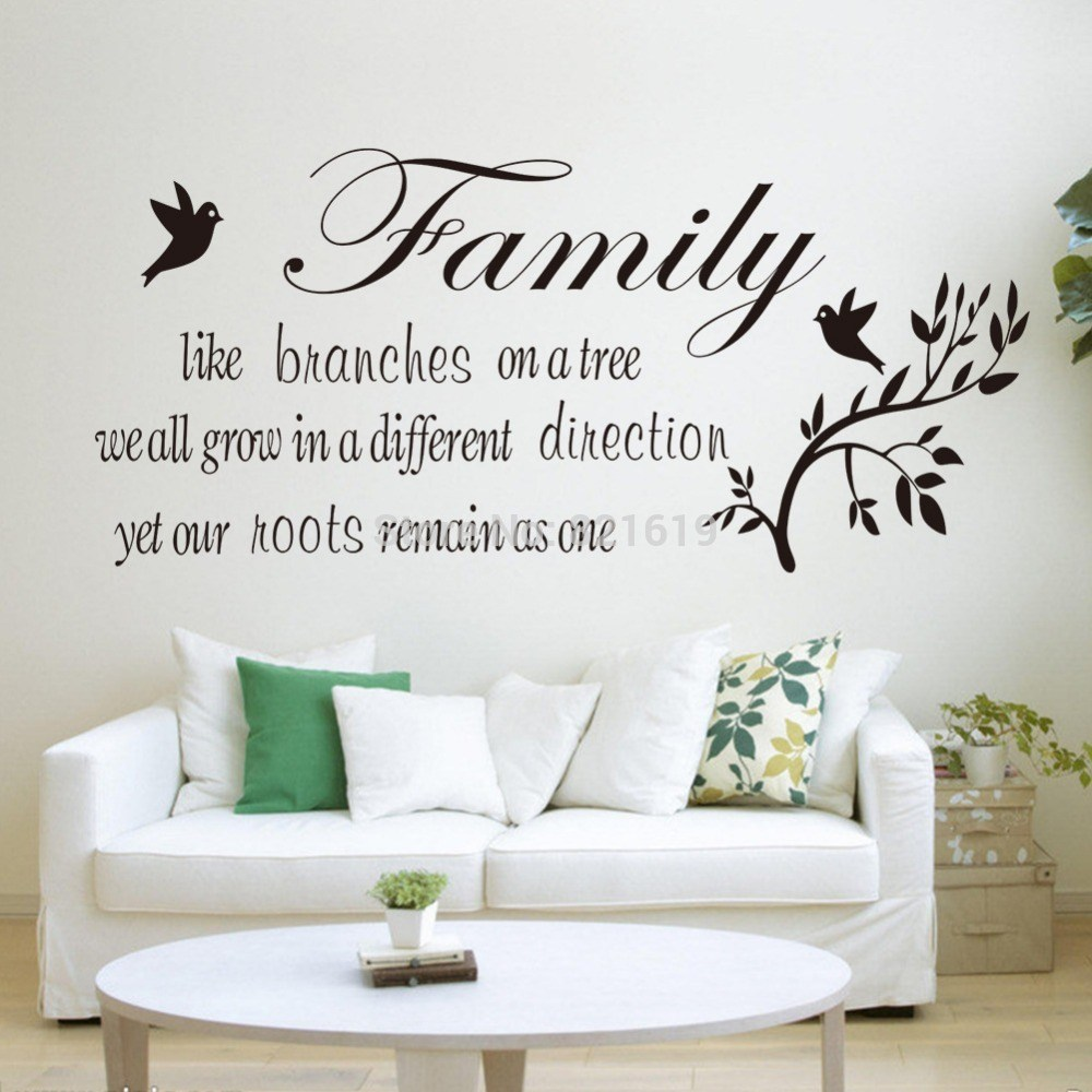 Wall Decals Family Tree