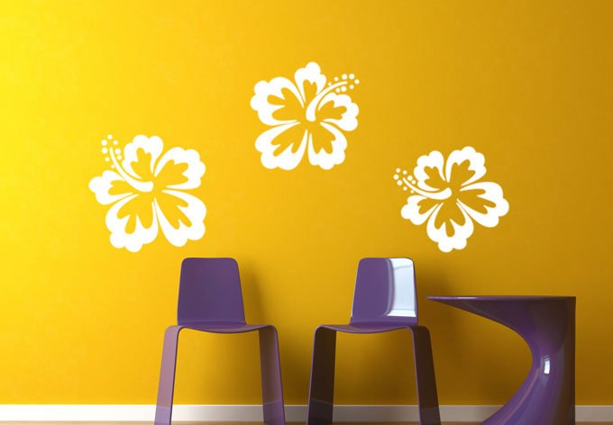 Wall Decals Flowers