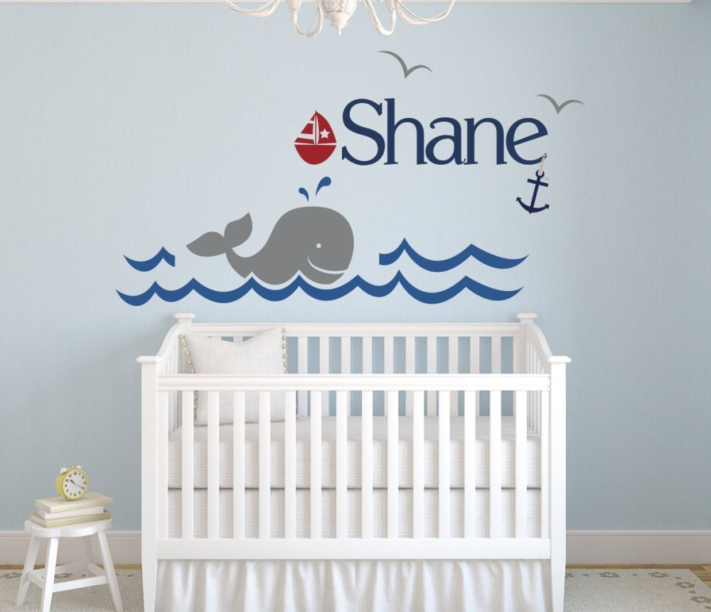 Wall Decals For Baby Boys