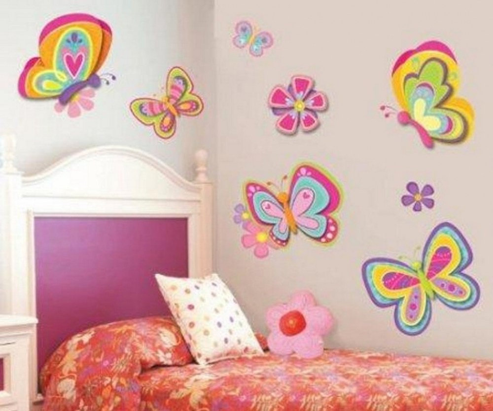 Wall Decals For Girls Room