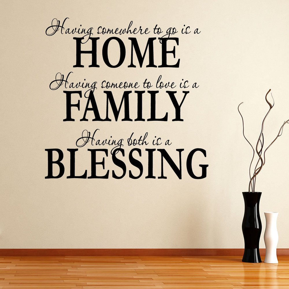 Wall Decals For Home