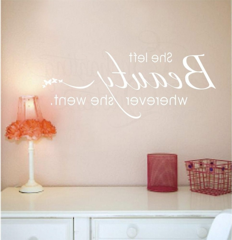 Wall Decals For Laundry Room