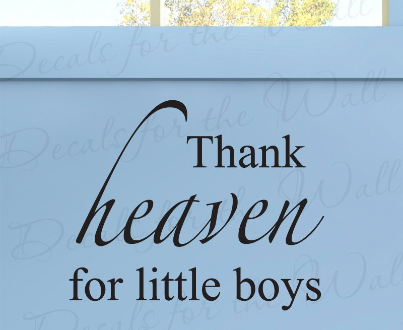 Wall Decals For Little Boys
