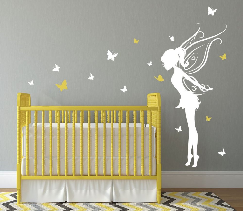 Wall Decals For Little Girl Room