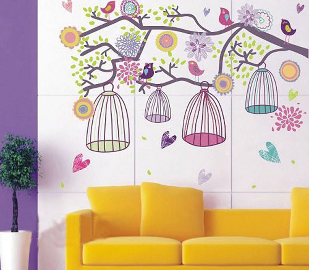 Wall Decals For Teenage Girls Bedroom