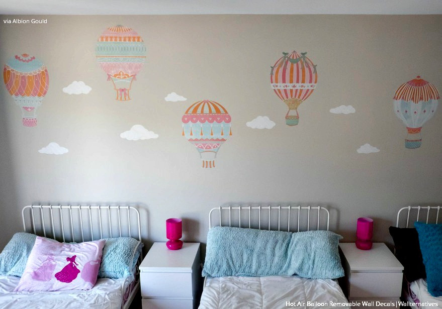 Wall Decals Girls Room