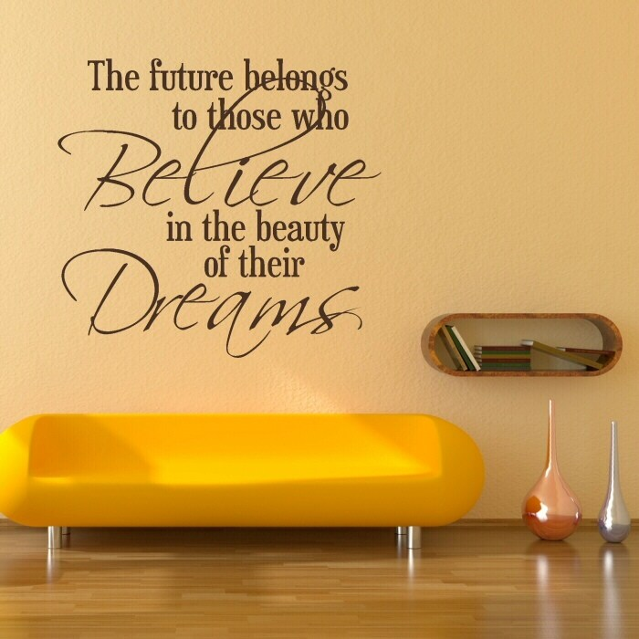 Wall Decals Inspirational Quotes