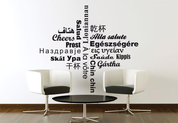 Wall Decals Kitchen