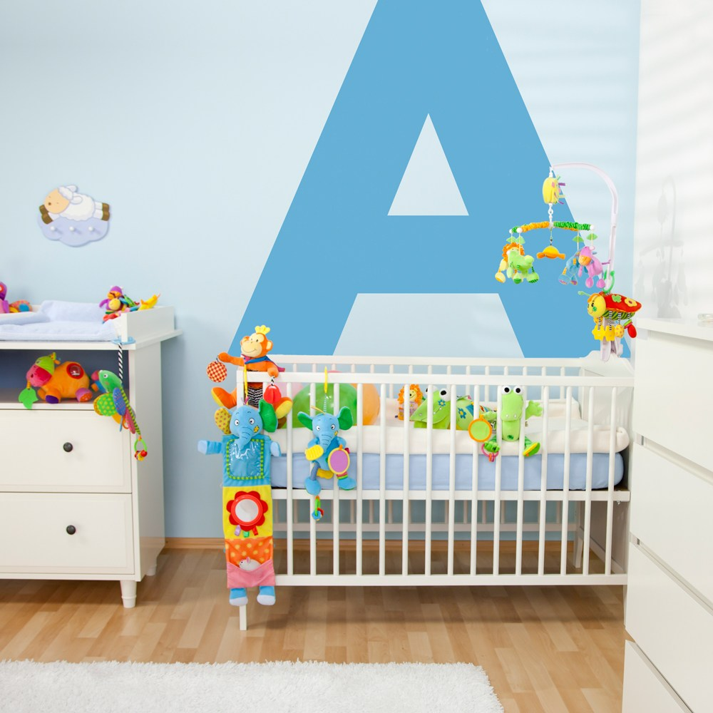 Wall Decals Letters For Nursery