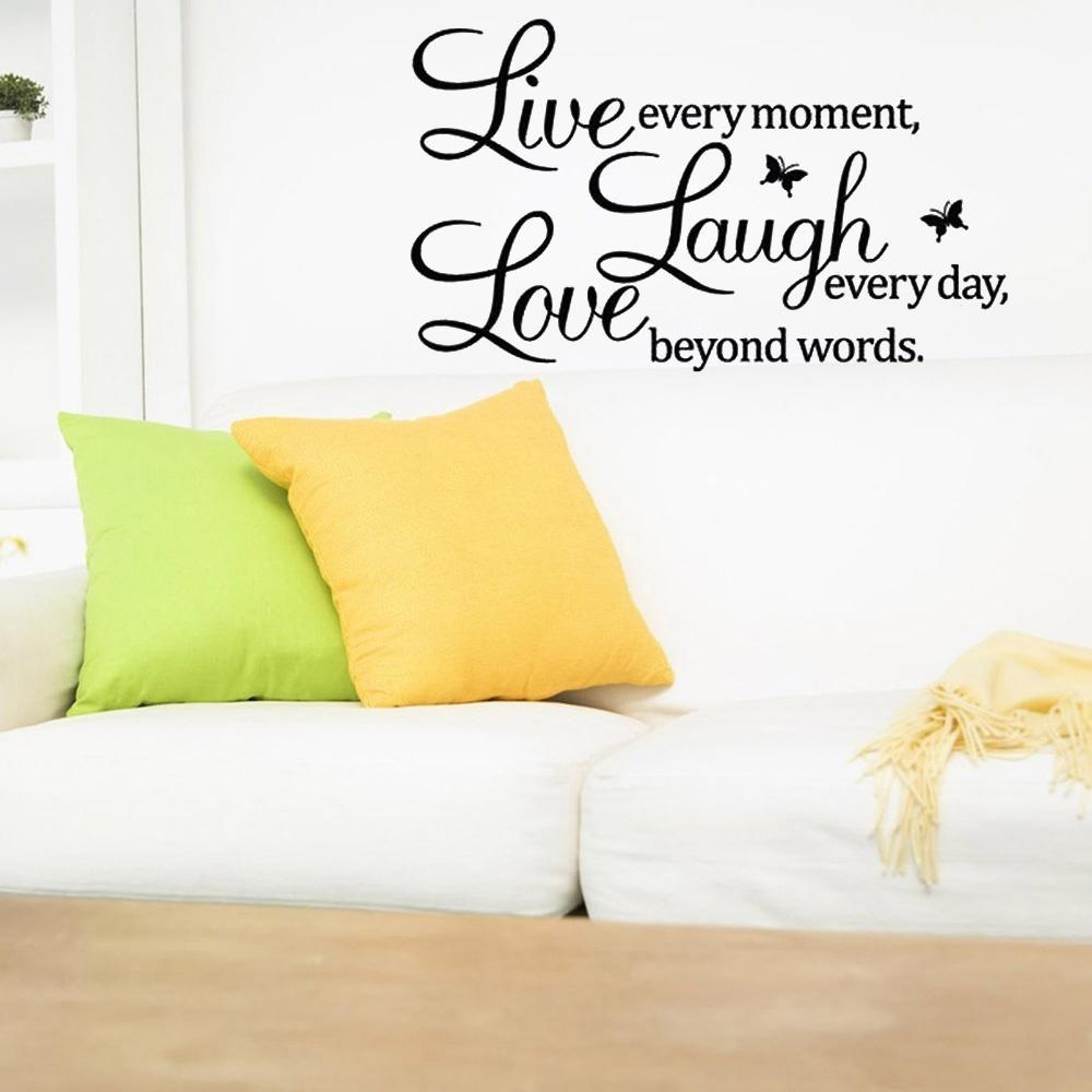 Wall Decals Letters Removable