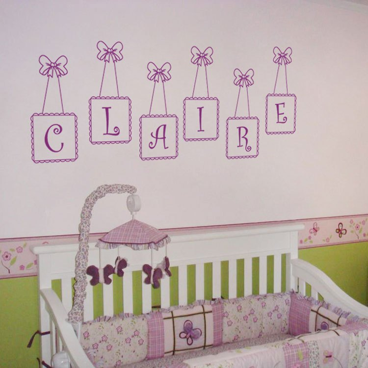 Wall Decals Names