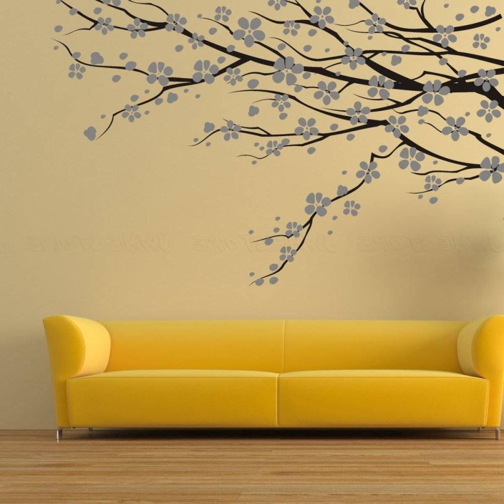 Wall Decals Of Trees And Branches