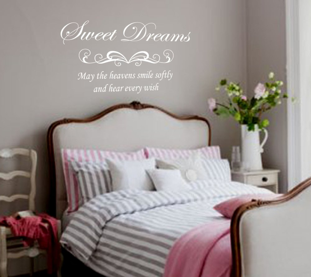 Wall Decals Quotes Bedroom