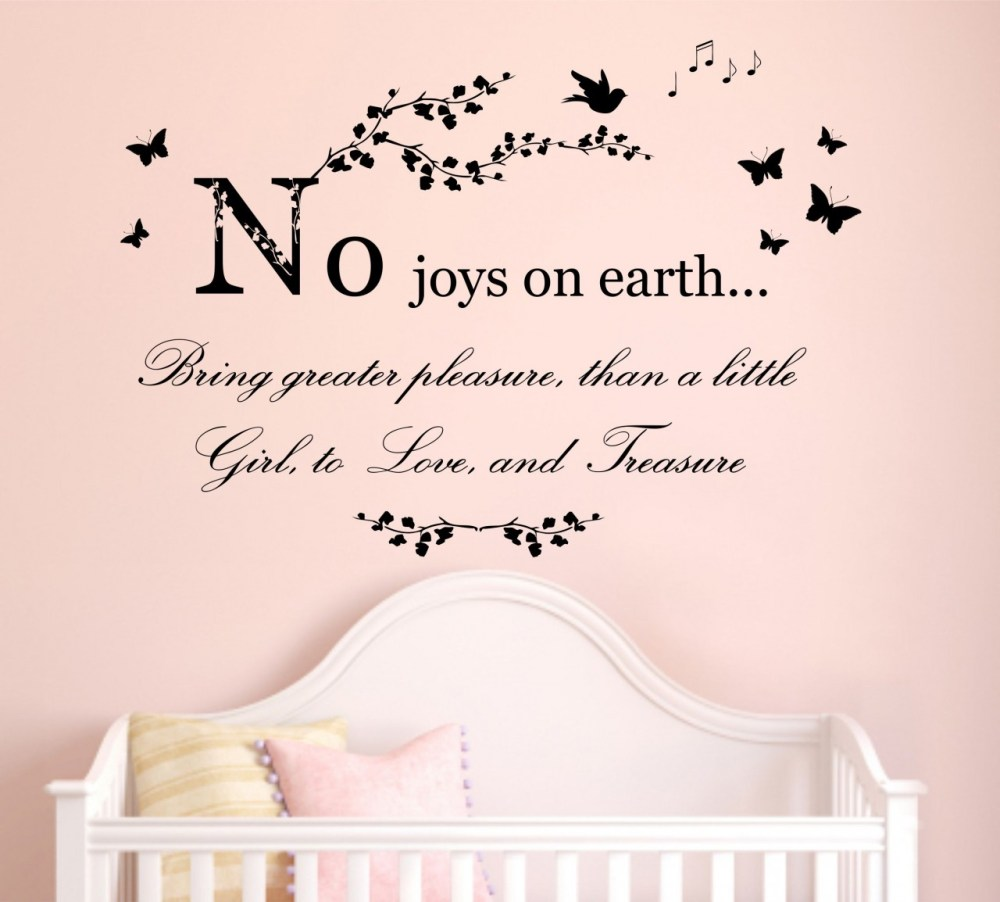 Wall Decals Quotes For Girls