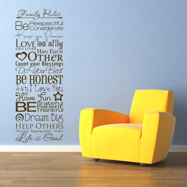 Wall Decals Sayings
