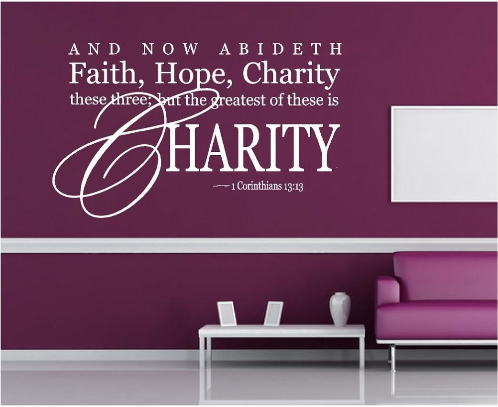 Wall Decals Scripture