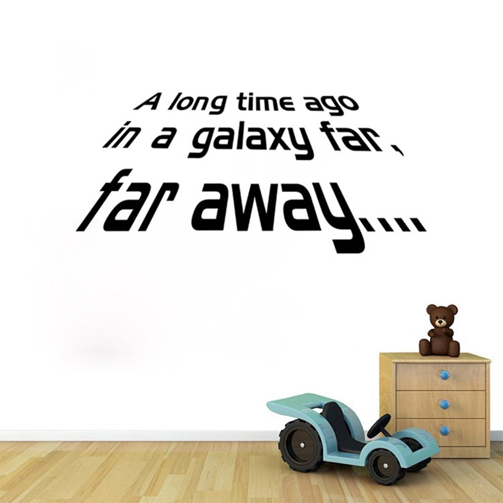 Wall Decals Star Wars