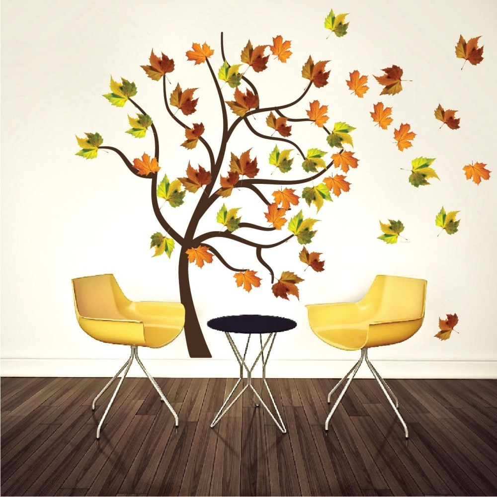 Wall Decals Trees And Branches