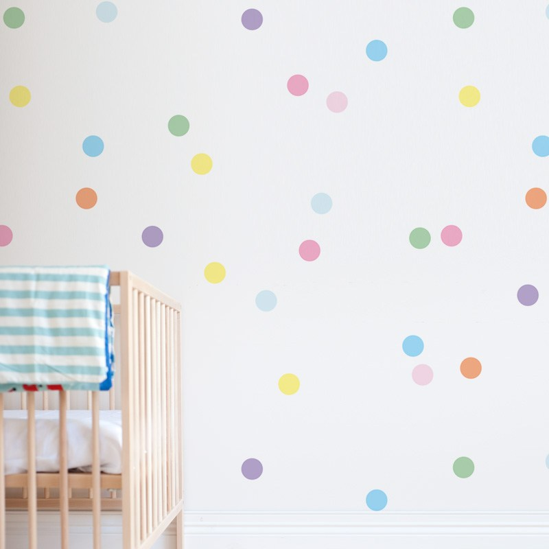Wall Dots Decals