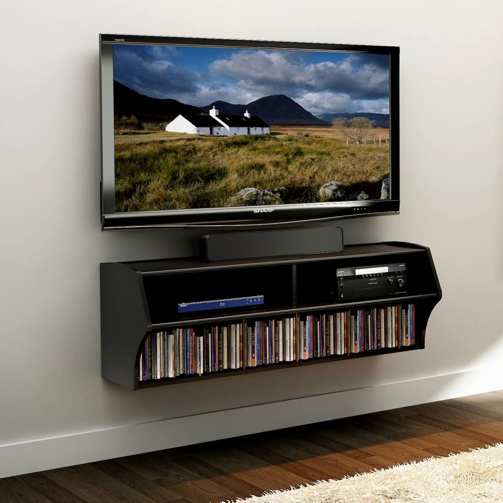Wall Mount Tv Stand Designs