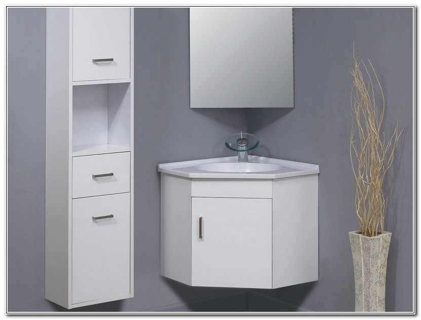 Wall Mounted Bathroom Cabinet With Towel Bar