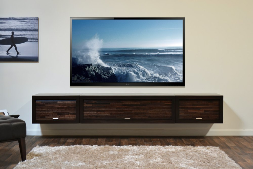 Wall Mounted Tv Stand Designs
