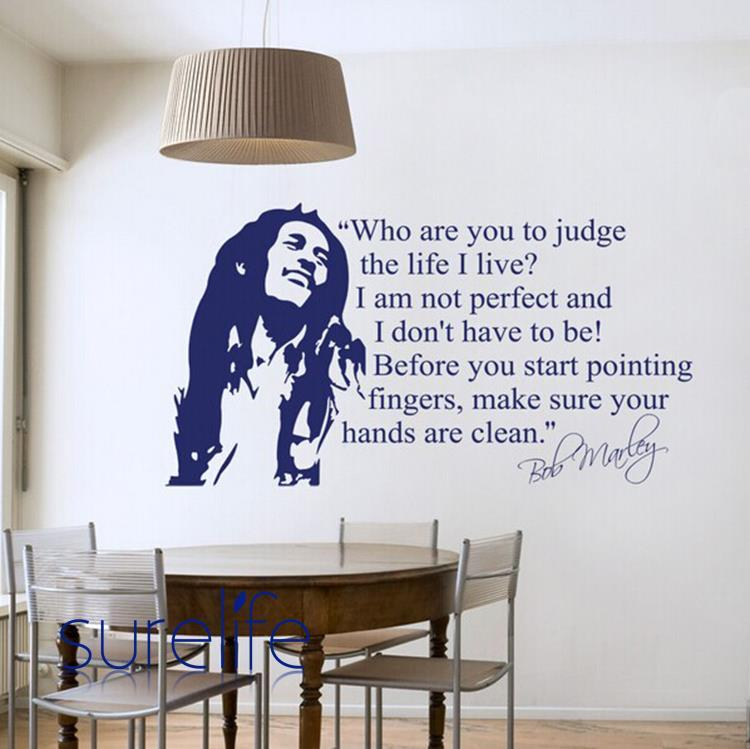 Wall Sticker Decal Quotes