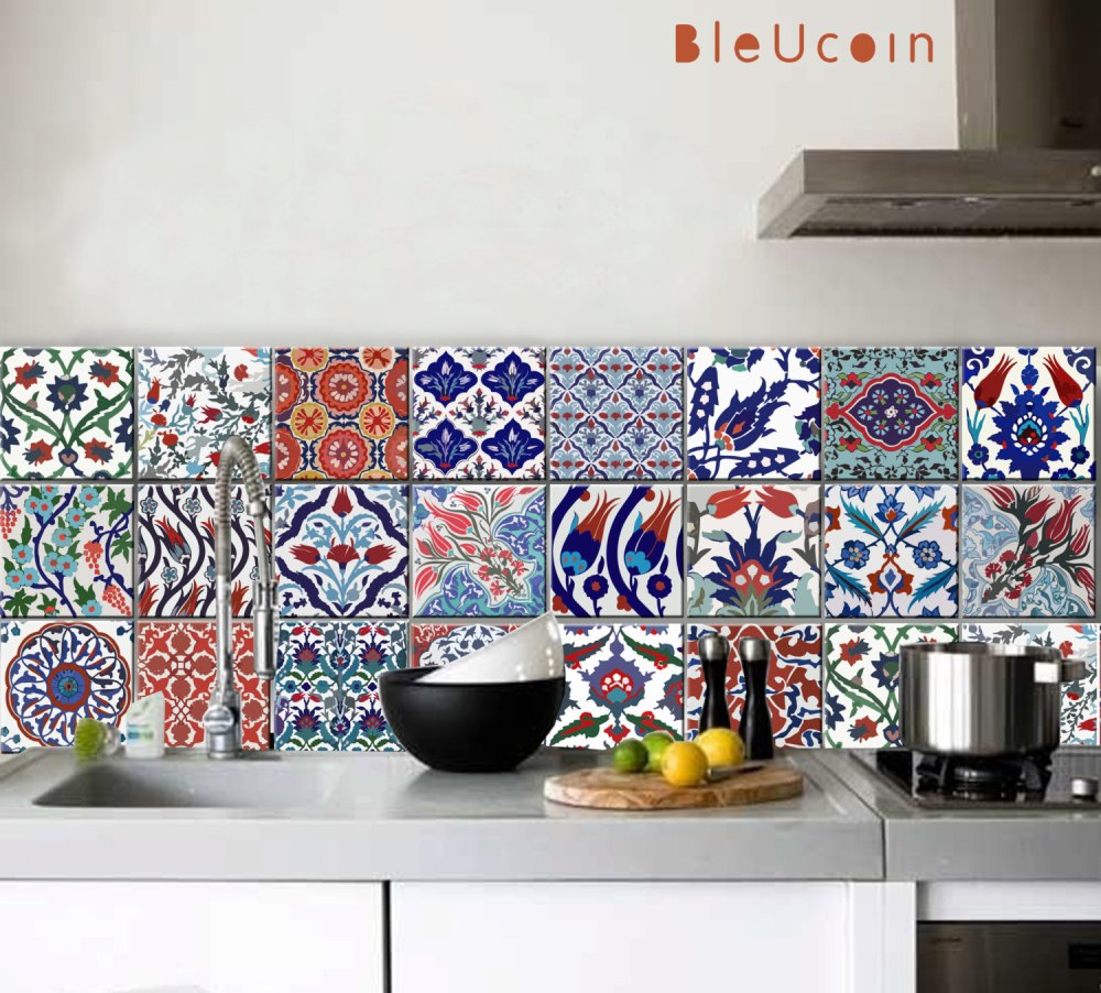 Wall Tile Decals