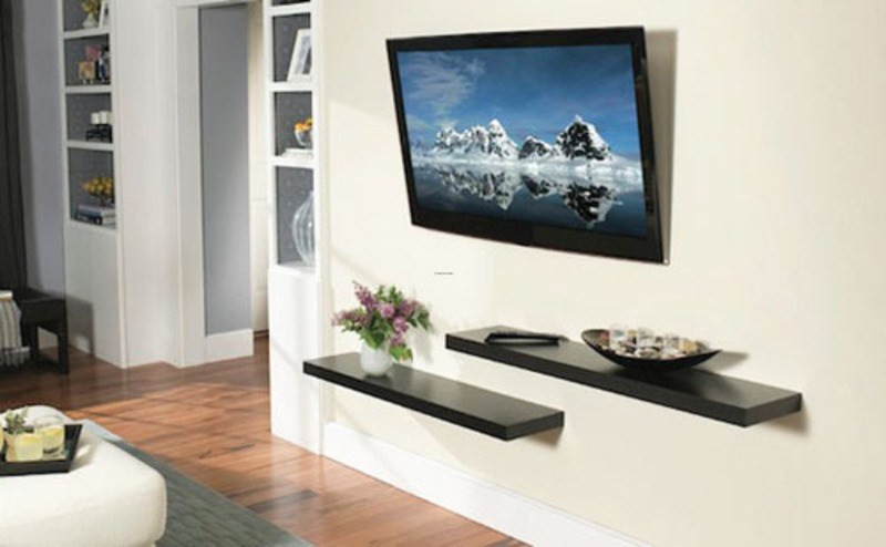Wall Tv Stand Ideas