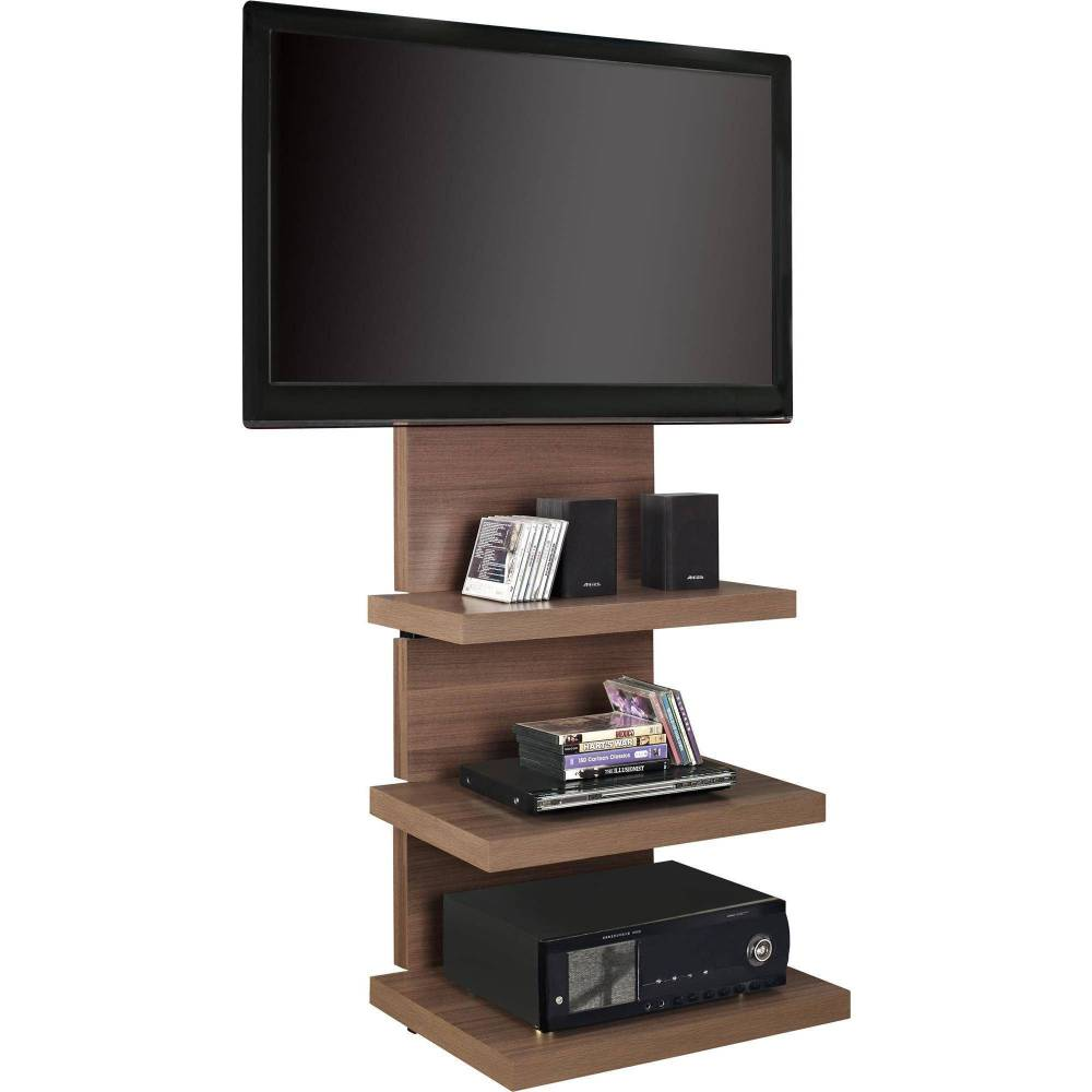 Wall Tv Stand With Shelves