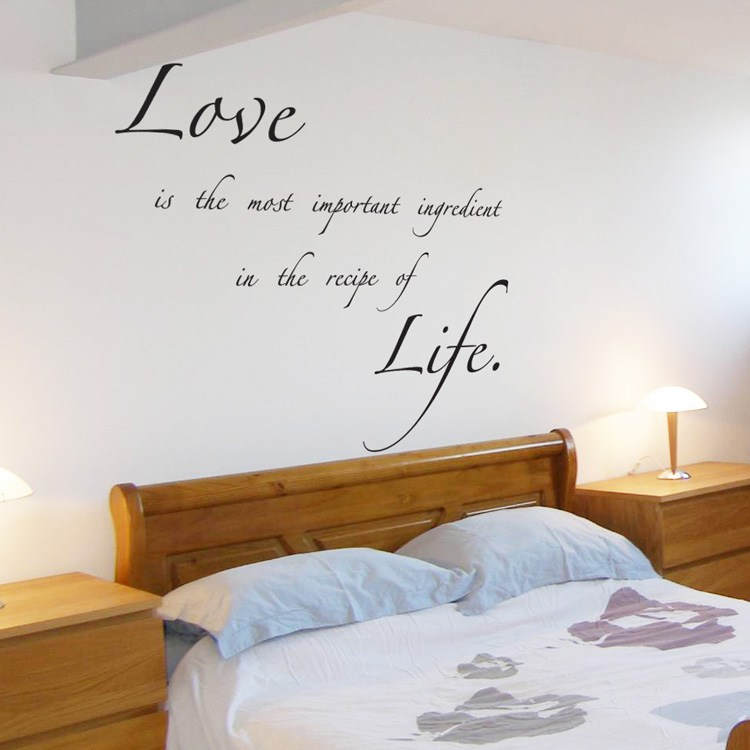 Wall Words Decals