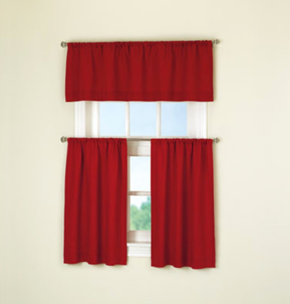 Walmart Valances For Kitchen
