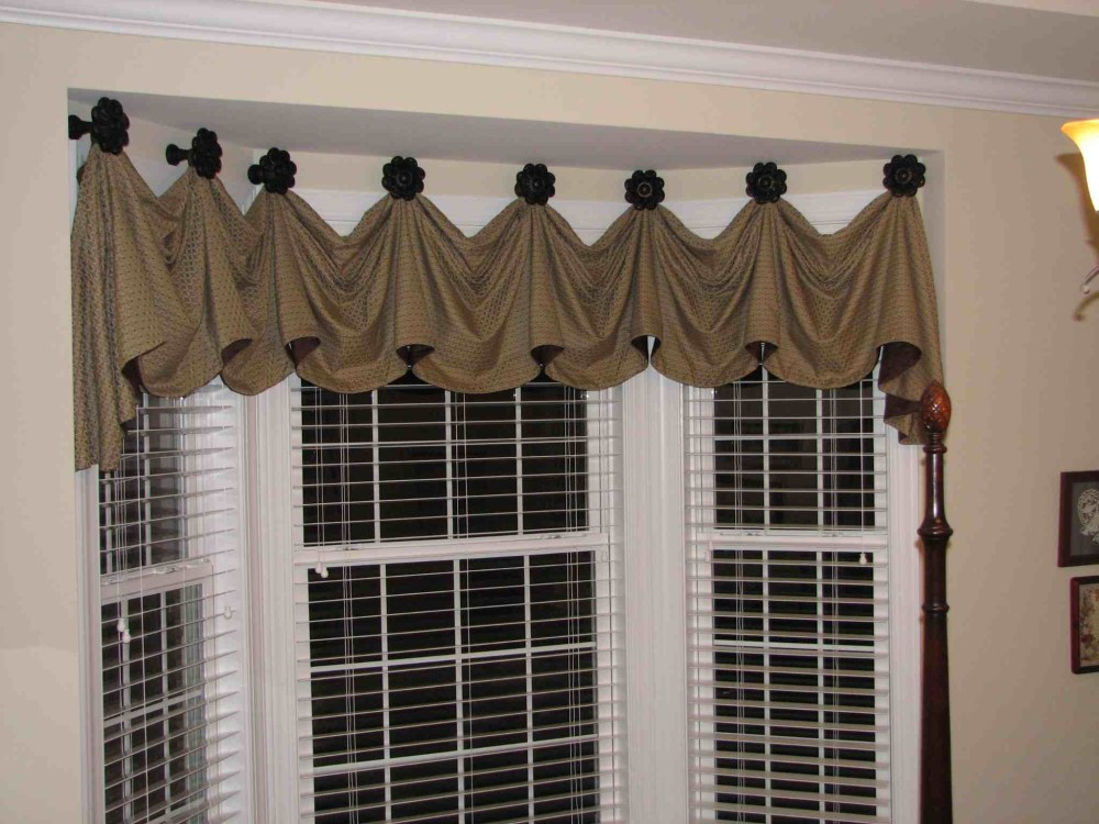Walmart Window Valances And Swags