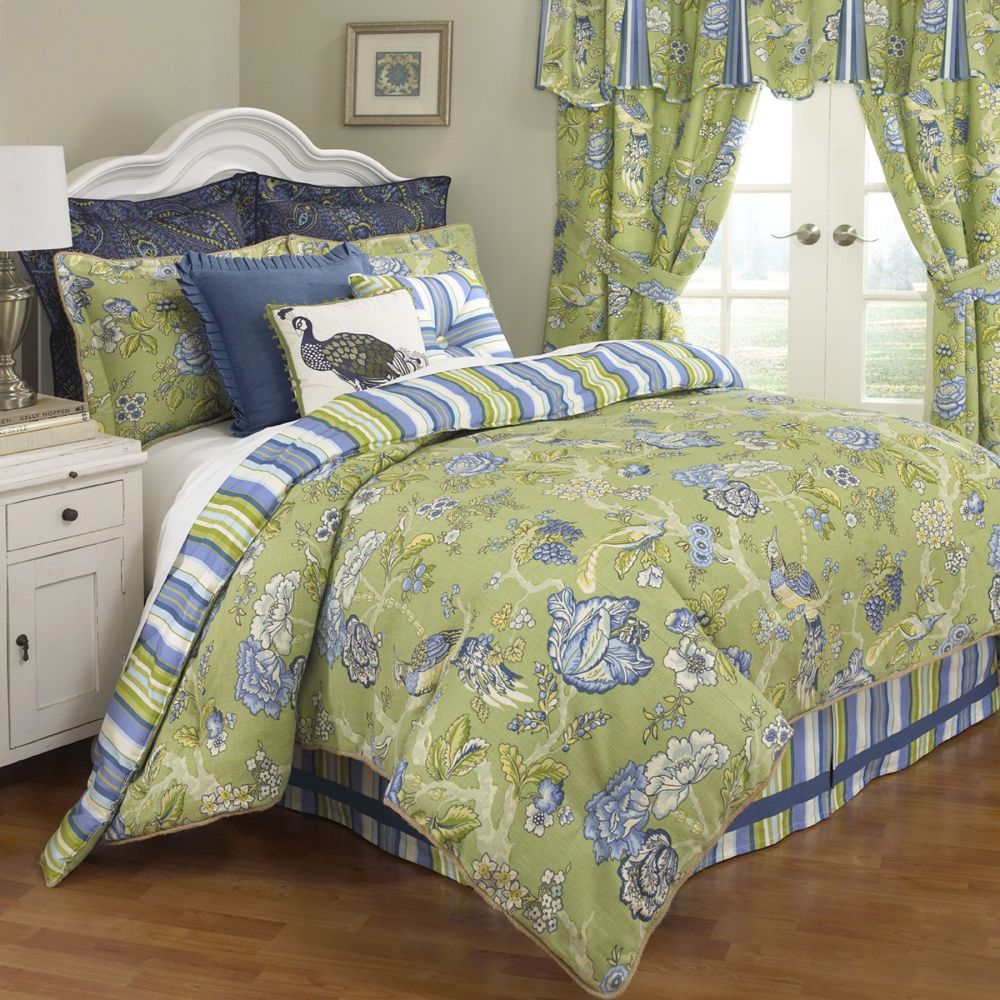 Waverly Comforter Sets King Size
